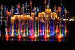 Water Light Show